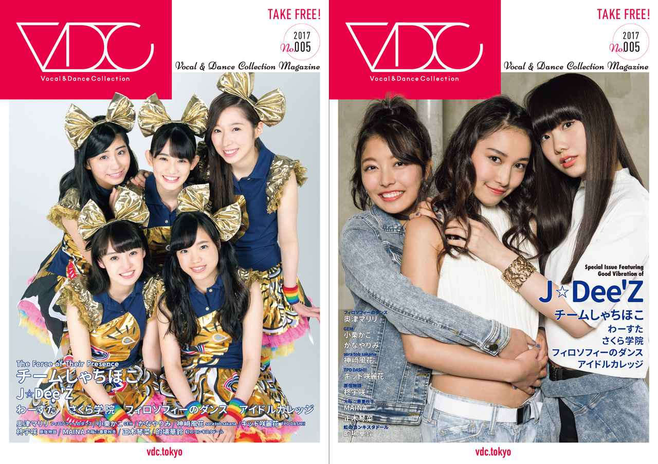 VDC Magazine 005