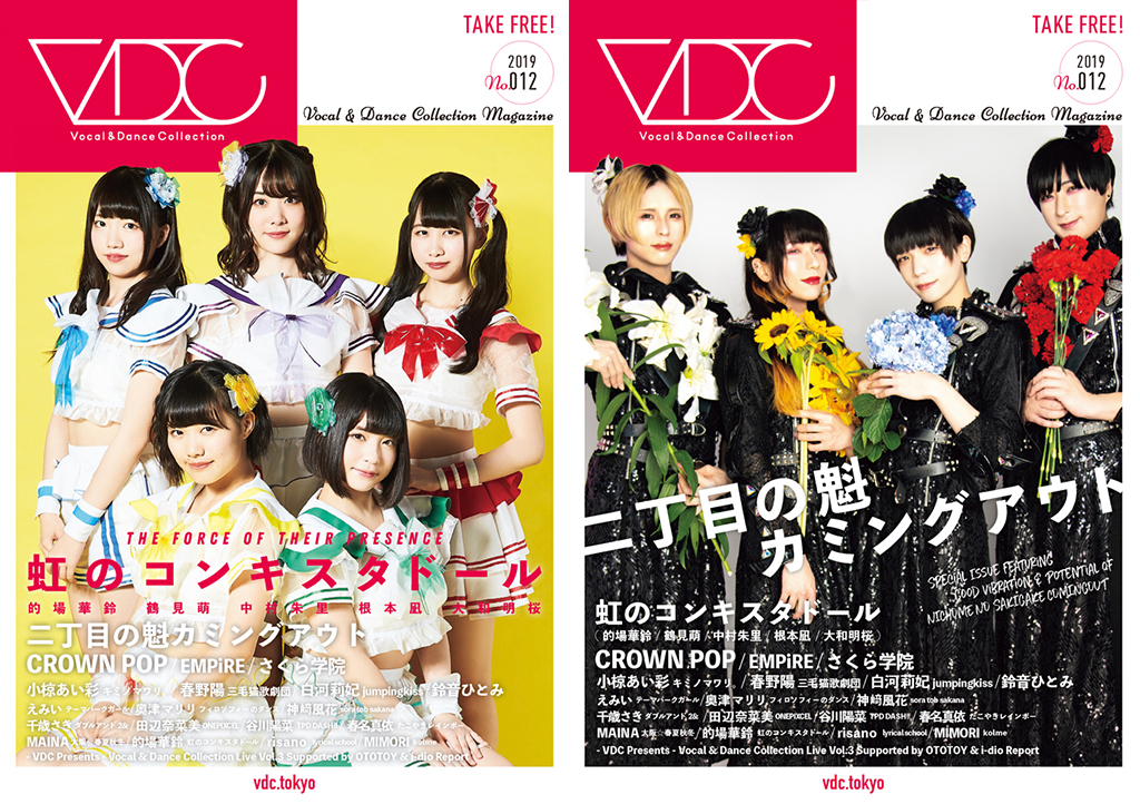 VDC Magazine 012